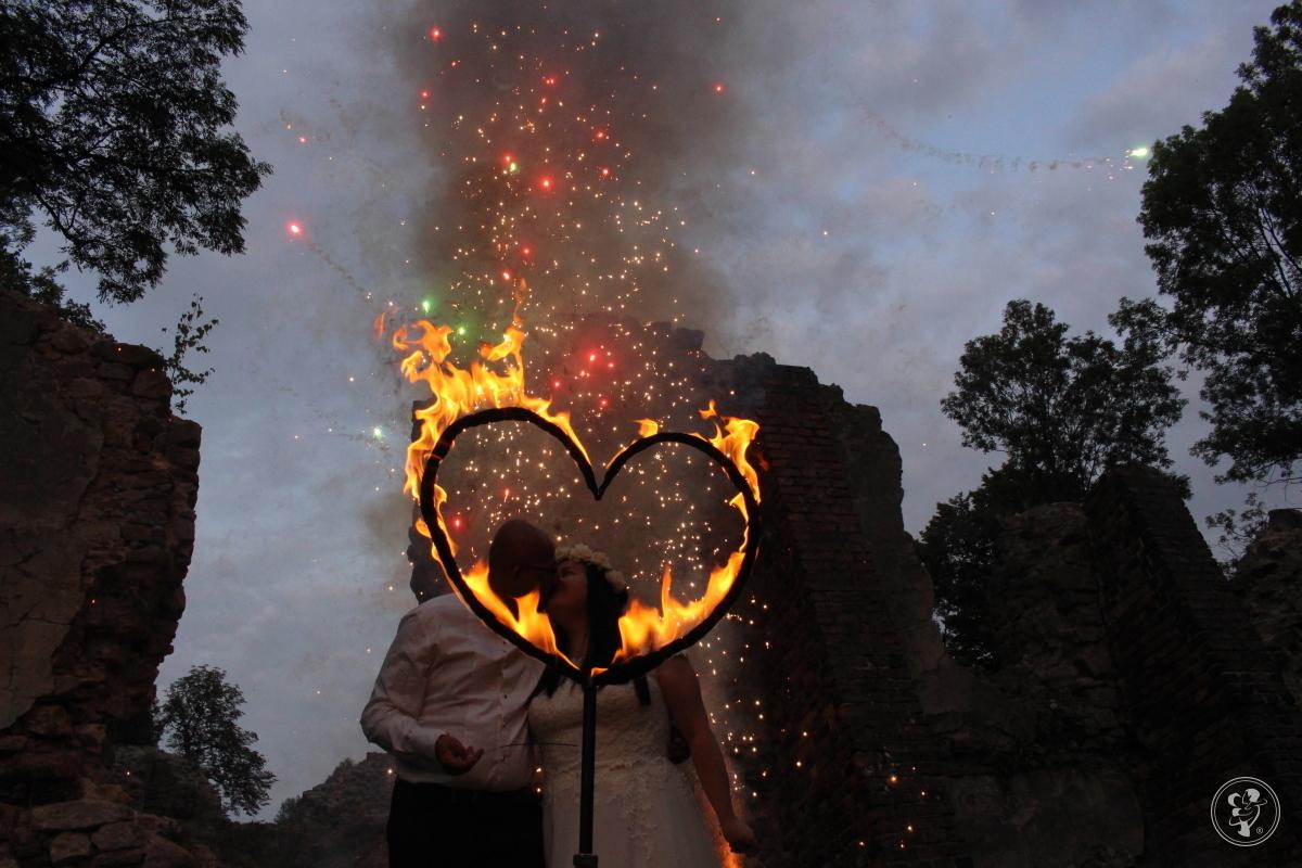 Magiczne pokazy ogniowe na wyjątkowy ślub!, Ruda Śląska - zdjęcie 1