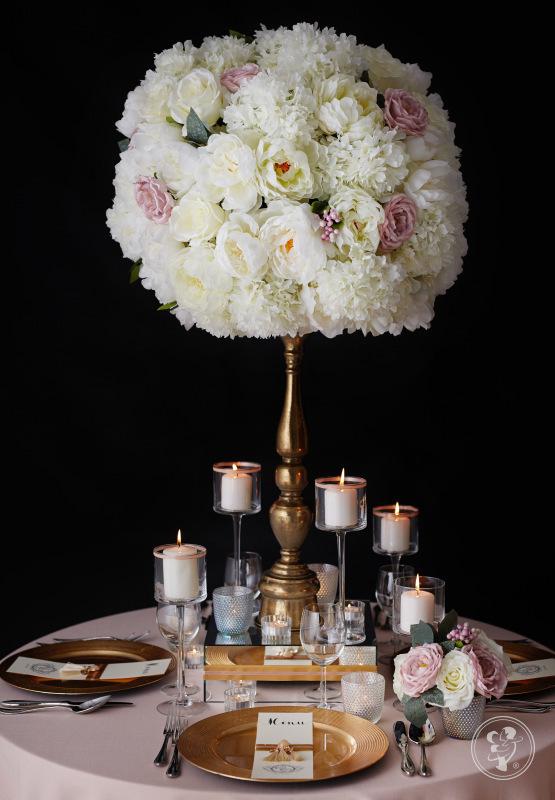 Dekoracje ślubne,napisy podświetlane,candy bar,oświetlenie LED,, Strzegom - zdjęcie 1