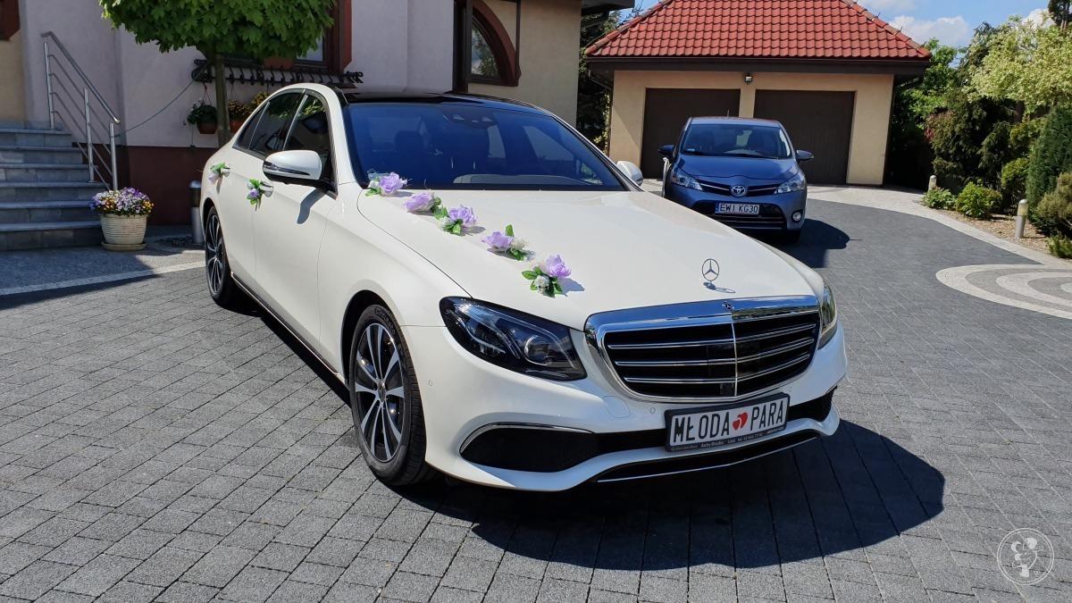 >Wolne terminy LIPIEC< Mercedes Klasa E 2019r - Exclusive, Łódź - zdjęcie 1