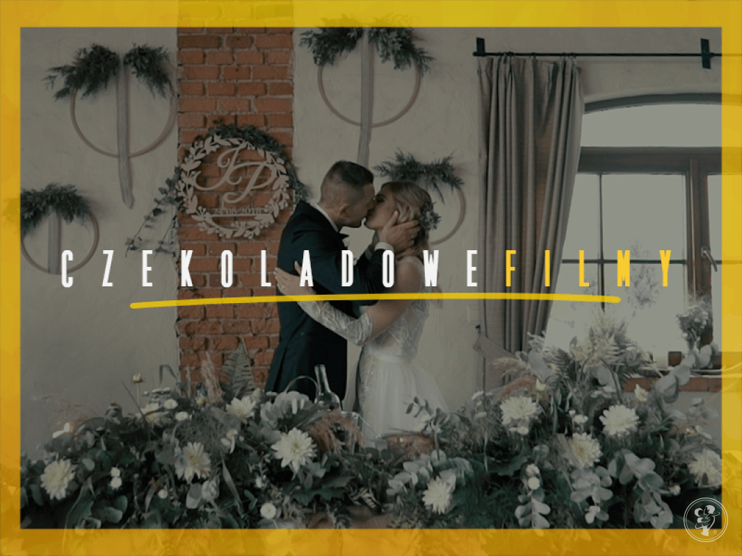 Najsłodsze filmy ślubne ❤ CzekoladoweFilmy, Poznań - zdjęcie 1