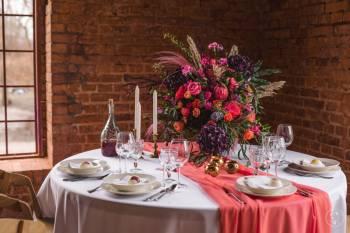 Wypożyczalnia dekoracji ślubnych i rekwizytów, Dekoracje ślubne Skórcz