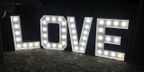 Wypożyczalnia atrakcji i dekoracji : napis LOVE, Candy Bar i inne, Jawor - zdjęcie 2