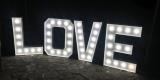 Wypożyczalnia atrakcji i dekoracji : napis LOVE, Candy Bar i inne, Jawor - zdjęcie 3