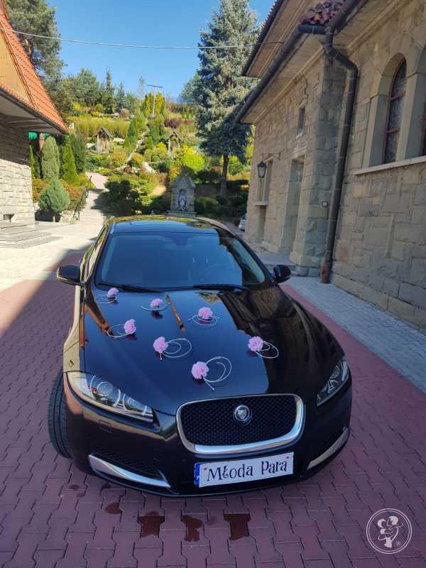 Jaguar XJ / Jaguar XF wynajem samochodów do ślubu, Krakow - zdjęcie 1