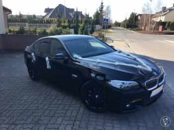 Spraw by ten dzień był wyjątkowy - Piękne BMW 5, Samochód, auto do ślubu, limuzyna Koszalin