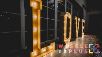 Napis LOVE Duży 120cm Rustykalny Litery Love Wesele, Napis Love Łazy