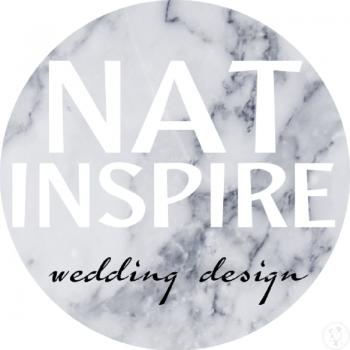 NatInspire zaproszenia, winietki i dodatki ślubne, Zaproszenia ślubne Mrocza