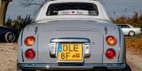 Nissan Figaro piękny klasyk do ślubu, Chojnów - zdjęcie 4