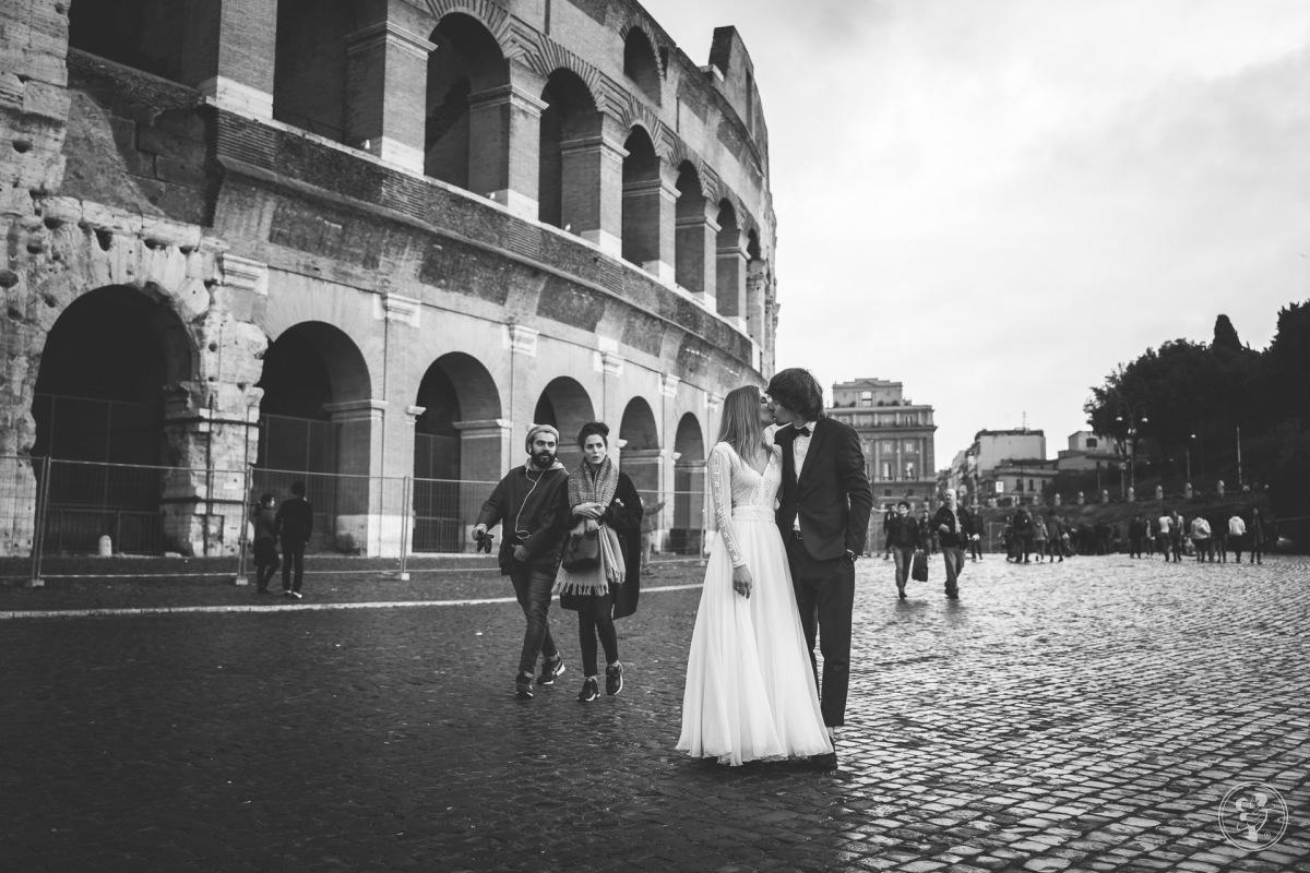 Ślubna Historia- kreatywna fotografia i nowoczesny film, Kościan - zdjęcie 1