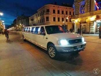 Wynajem limuzyn, limuzyna na wieczór panieński, Samochód, auto do ślubu, limuzyna Radomsko