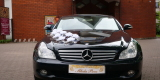 Sportowa limuzyna, czarny merdeces CLS 500 V8, Szczecin - zdjęcie 2