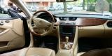 Sportowa limuzyna, czarny merdeces CLS 500 V8, Szczecin - zdjęcie 4