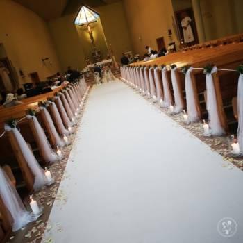 Fabryka Przyjęć, Konsultant Ślubny, Dekoracje i Florysrtyka, Wedding planner Ślesin