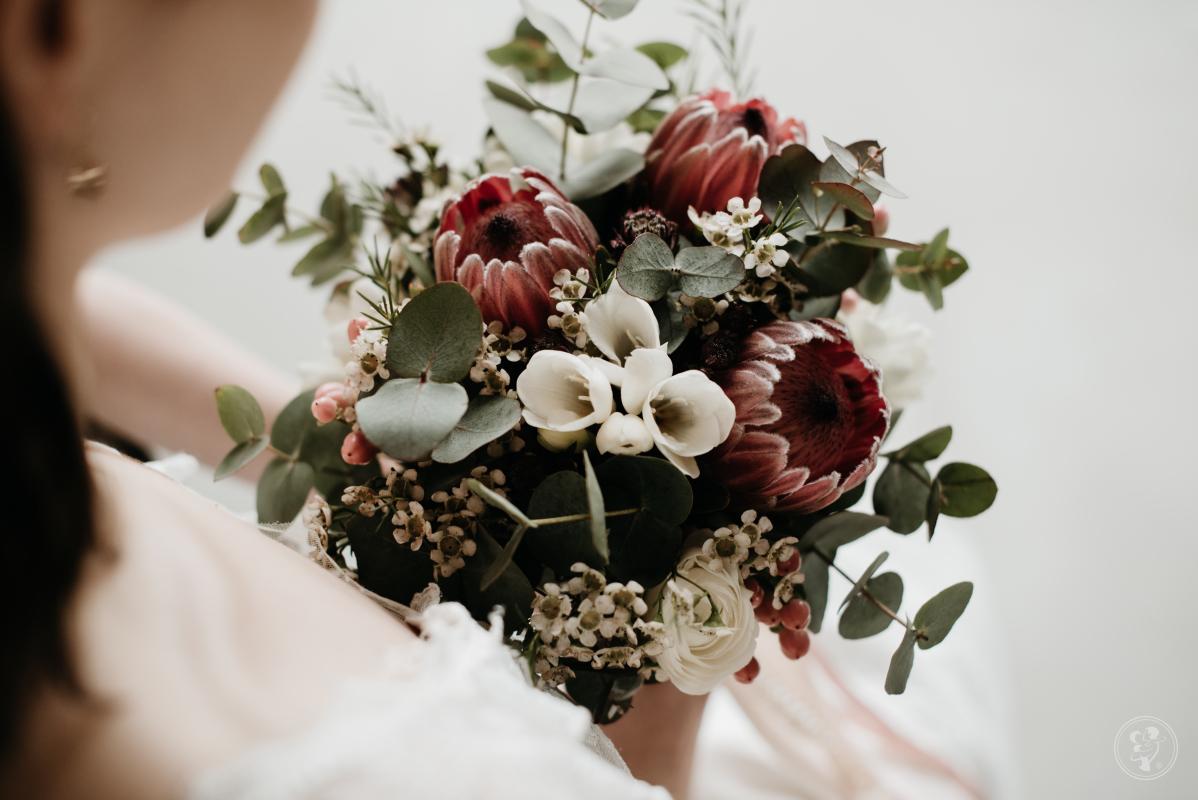 W malinowym chruśniaku - florystyka i dekoracje, Żabieniec - zdjęcie 1