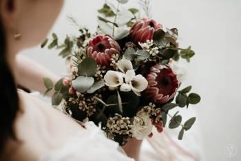 W malinowym chruśniaku - florystyka i dekoracje, Dekoracje ślubne Łosice