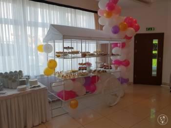 MegaWóz - CandyBar - Dekoracje balonowe, Dekoracje ślubne Ożarów Mazowiecki