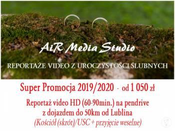 AiR Studio - filmowanie imprez i uroczystości okolicznościowych, Kamerzysta na wesele Lublin