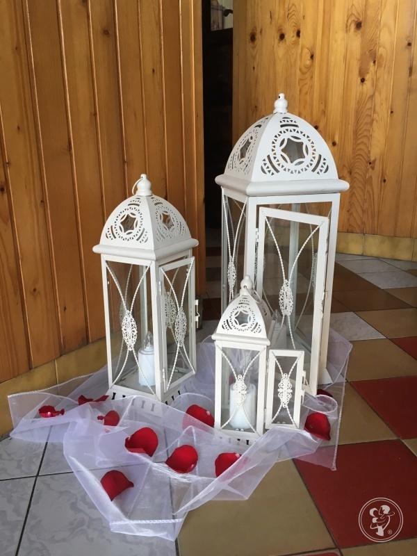 Lampiony- wspaniała dekoracja kościoła lub sali, Warszawa - zdjęcie 1