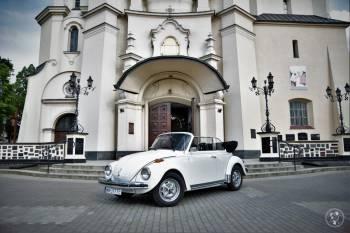 Garbus Cabriolet/Polonez 2000/mercedes w124-cabrio/sl500/porsche 964, Samochód, auto do ślubu, limuzyna Iłża