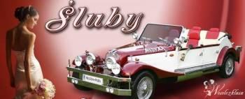 Auto do ślubu, Zabytek, RETRO, SAMOCHÓD DO ŚLUBU,Nestor Baron, Samochód, auto do ślubu, limuzyna Poddębice