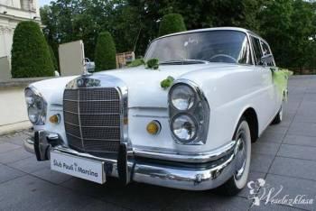 Jedyny taaki Mercedes do ślubu, Samochód, auto do ślubu, limuzyna Skaryszew