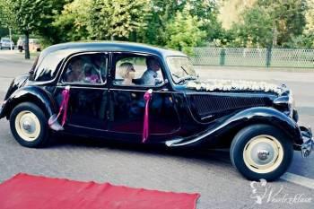 zabytkowe citroeny do ślubu, Samochód, auto do ślubu, limuzyna Kępno