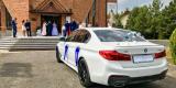 Samochód do ślubu BMW 5 M-performance, model 2019r., Częstochowa - zdjęcie 5