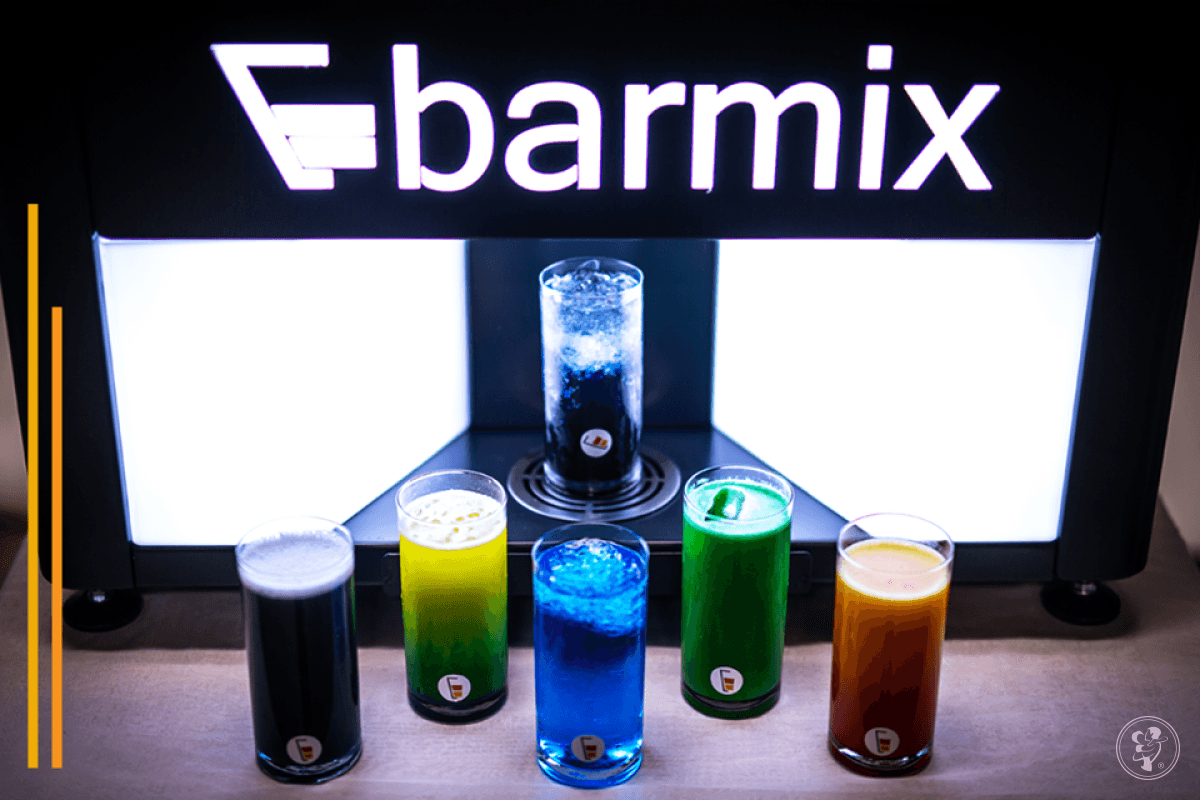 Barmix - Automatyczny Barman NOWOŚĆ   Kolorowe drinki w 15 sekund!, Gdynia - zdjęcie 1