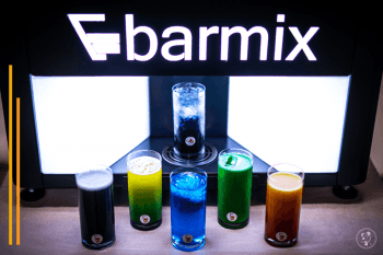 Barmix - Automatyczny Barman NOWOŚĆ | Kolorowe drinki w 15 sekund!, Barman na wesele Starogard Gdański