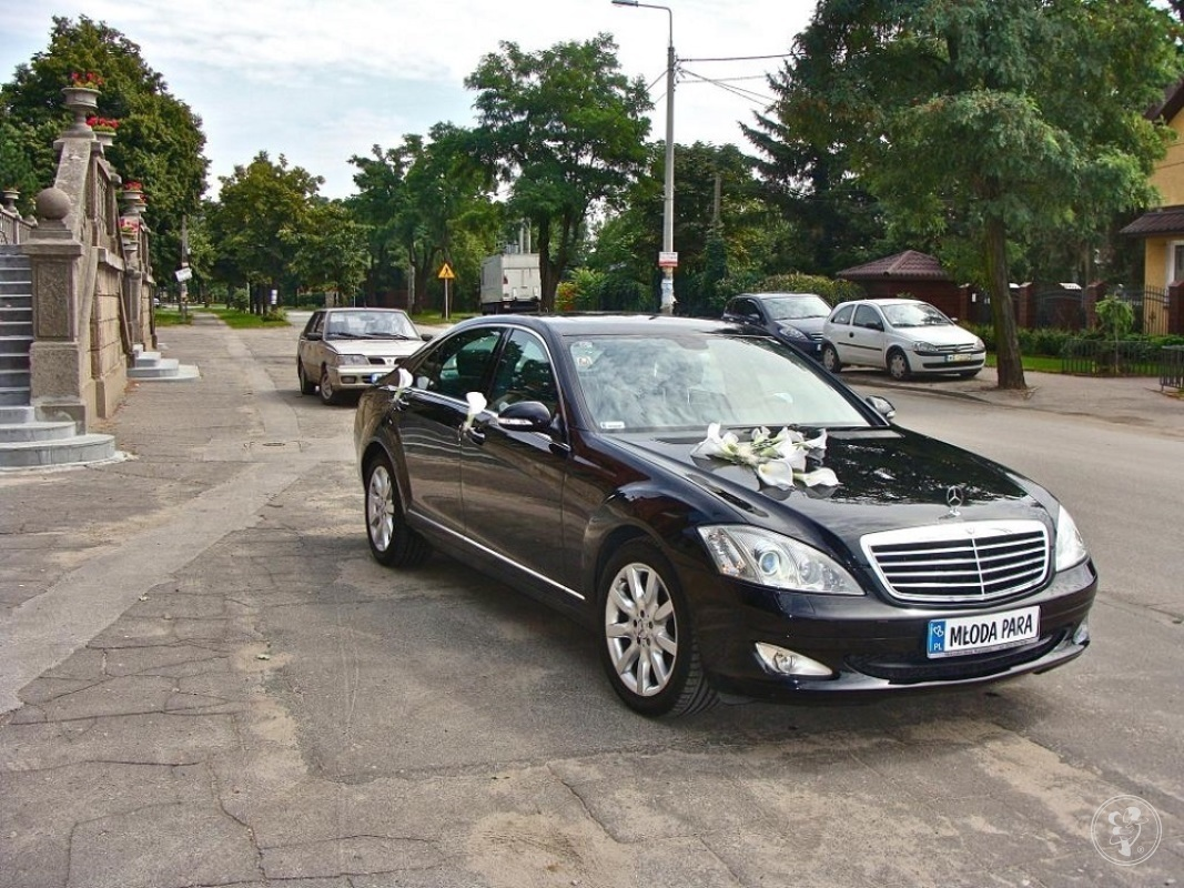 Mercedes / Lexus / Zawiozę do ślubu!, Mińsk Mazowiecki - zdjęcie 1