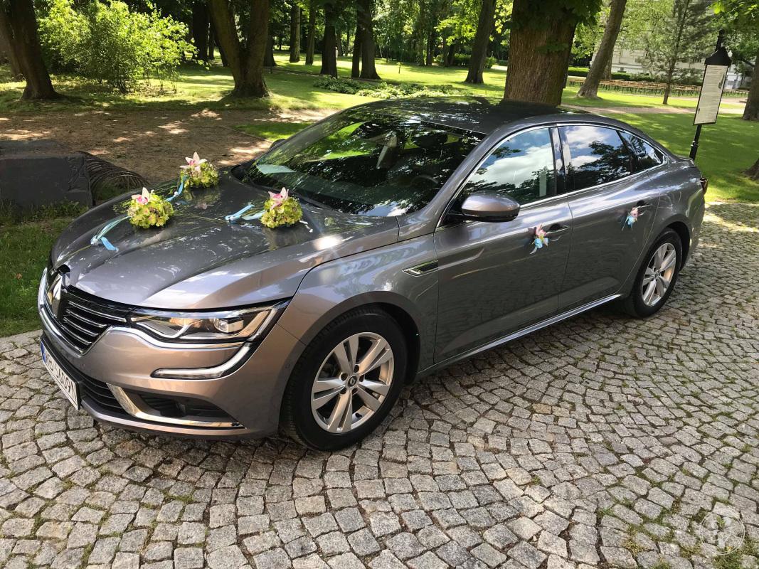 Auto do ślubu - Renault Talisman - atrakcyjna cena, Warszawa - zdjęcie 1