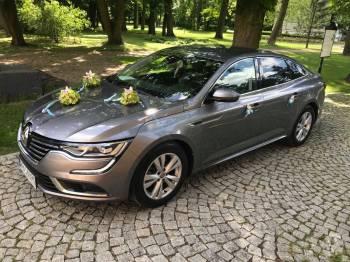 Auto do ślubu - Renault Talisman - atrakcyjna cena, Samochód, auto do ślubu, limuzyna Skaryszew