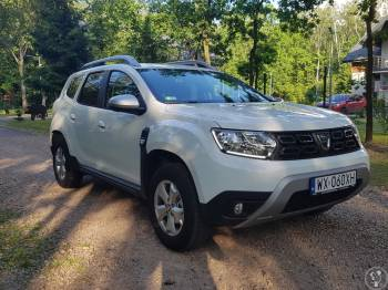 NOWY DUSTER-400 PLN-NAJTANIEJ-WOLNE TERMINY 2019, Samochód, auto do ślubu, limuzyna Warszawa