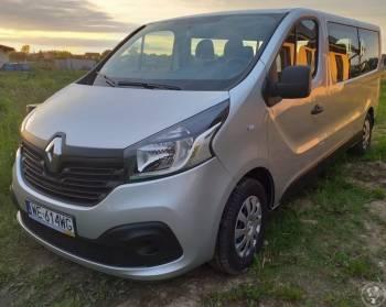 Renault Trafic 2018r. Grand Passenger Pack Clim, Wynajem busów Orzesze