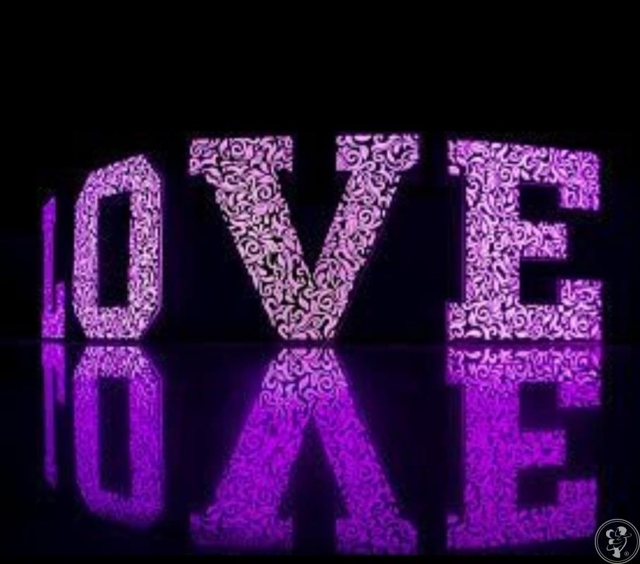 Wypożyczenie LOVE sesje wesela eventy oraz inne imprezy okolicznościow, Zgorzelec - zdjęcie 1