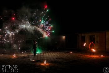 Pokaz Fire show - Fire Nightmares, Teatr ognia Tomaszów Lubelski