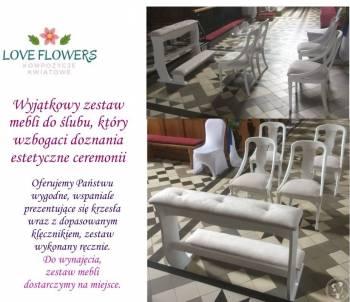 Kwiaciarnia LOve Flowers meble ślubne, Artykuły ślubne Zambrów