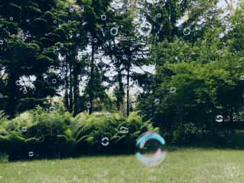 Bańki Mydlane Pokaz, Balony, bańki mydlane Pilawa