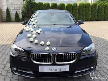 Johnny Traveler Limuzyny BMW xDrive, Samochód, auto do ślubu, limuzyna Wałcz