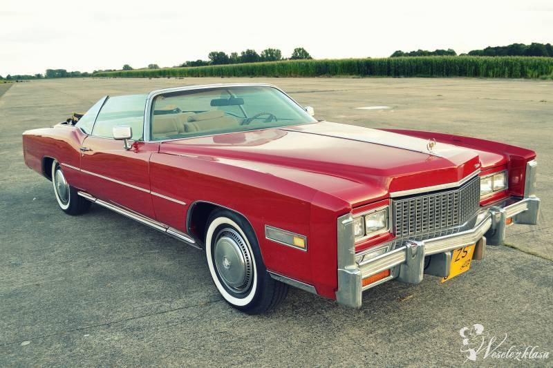 Cadillac Eldorado Cabrio na ślub!, Szczecin - zdjęcie 1