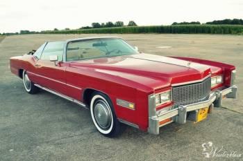 Cadillac Eldorado Cabrio na ślub!, Samochód, auto do ślubu, limuzyna Tychowo