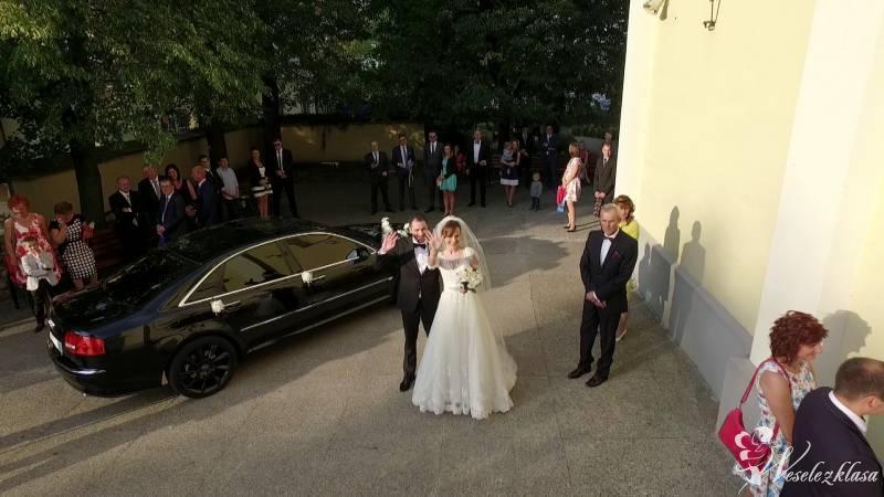 FIlmowanie ślubu oraz wesel z drona, Warszawa - zdjęcie 1
