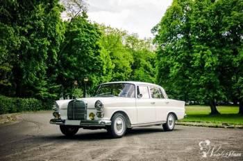 Mercedesem Na Twój Ślub Zabytkowy Mercedes W110 do Ślubu, Samochód, auto do ślubu, limuzyna Białobrzegi