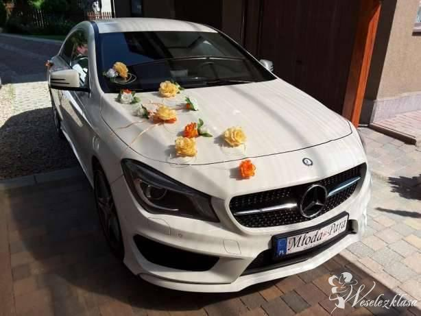 Mercedes CLA biały! Wolne terminy lato 2020! PROMOCJE!, Warszawa - zdjęcie 1