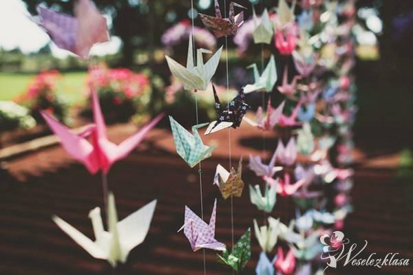 Origami - oryginalne dekoracje na Twój ślub i wese, Warszawa - zdjęcie 1