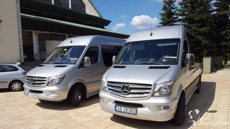 Transport gości, wynajem luksusowych busów, Wadowice - zdjęcie 1