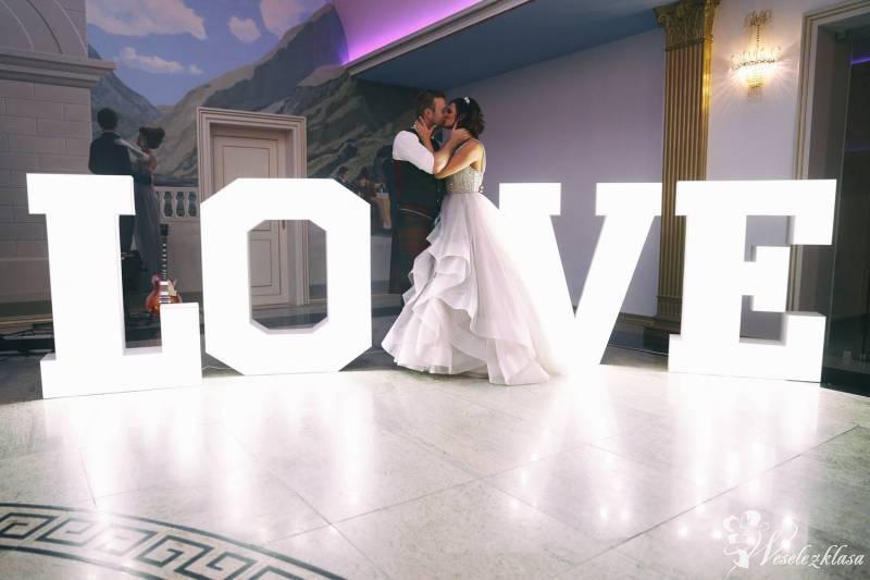 Wynajem napisu LOVE, Gdynia - zdjęcie 1