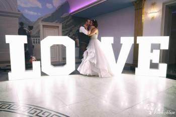 Wynajem napisu LOVE, Napis Love Lębork
