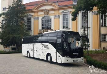 Autokar bus na wesele , przewóz gości weselnych wynajem transport, Wynajem busów Siechnice
