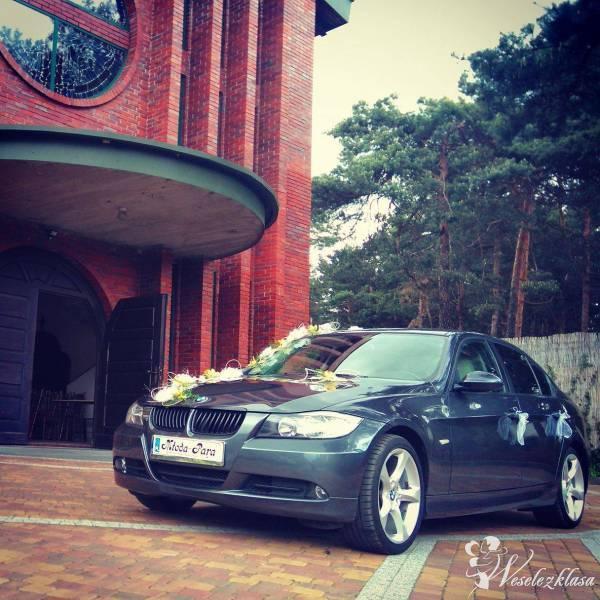 BMW 3 do ślubu ! skóra ! Przystrojenie!, Dąbrowa Górnicza - zdjęcie 1
